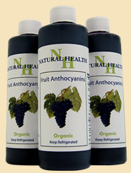 Mitchell's Fruit Anthocyanins